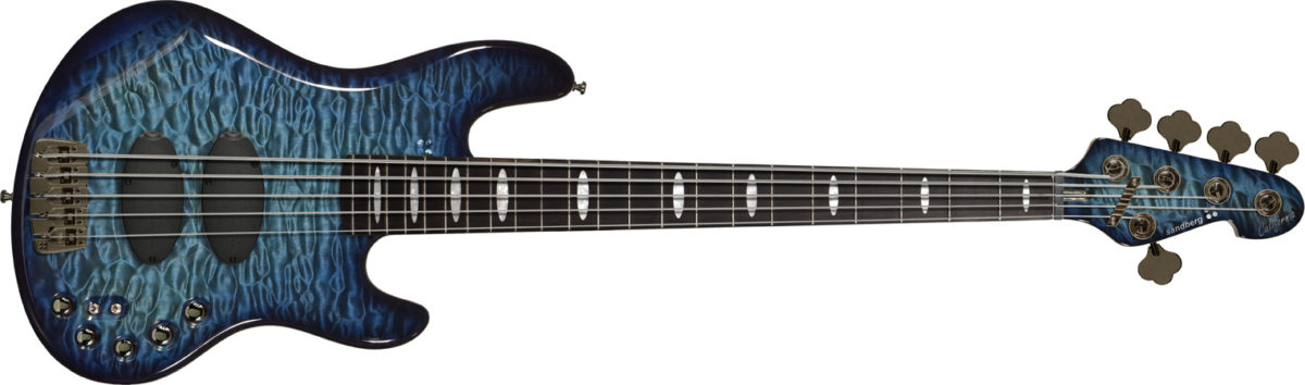 Sandberg California Supreme Blueburst Bass