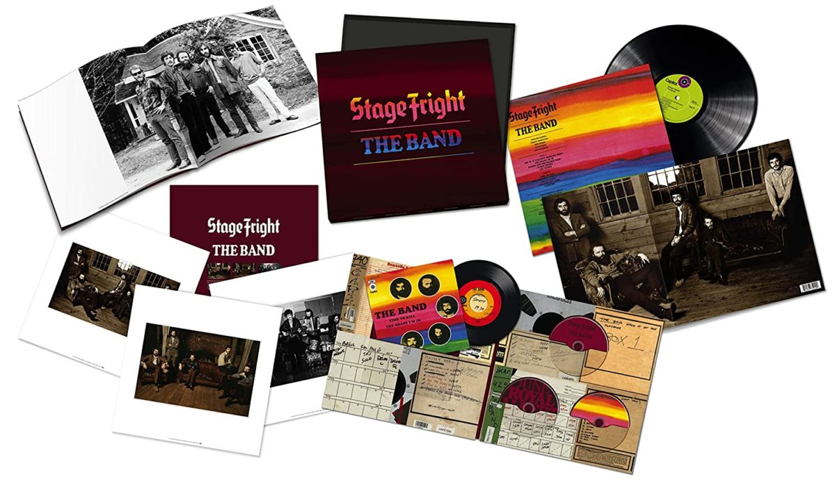 The Band: Stage Fright 50th Anniversary Box Set