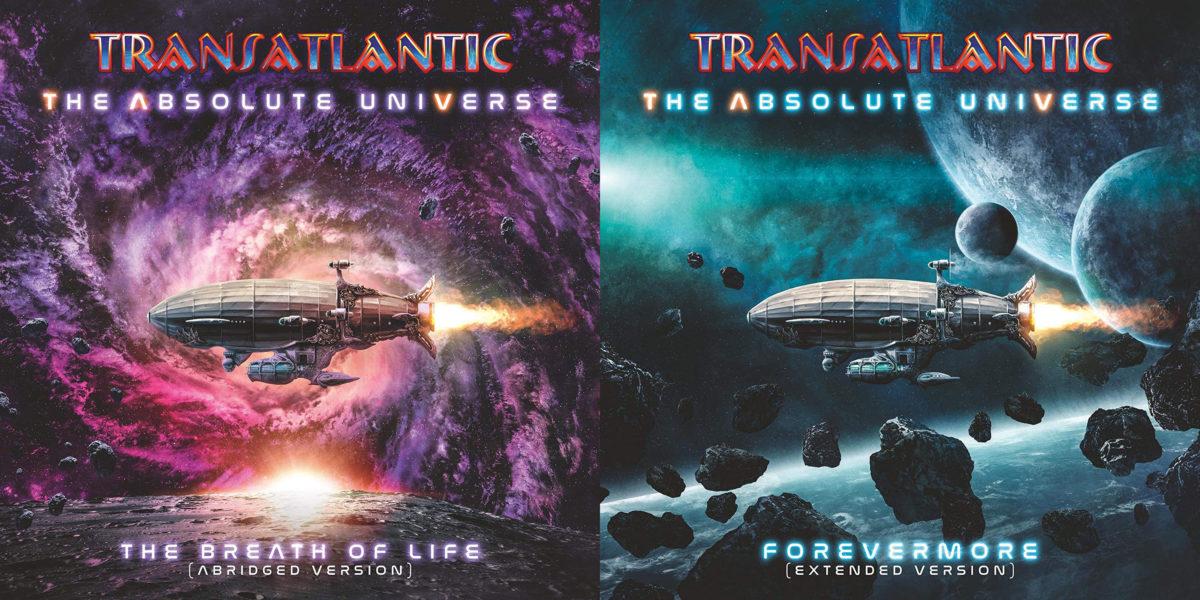 "Transatlantic: ""The Absolute Universe"" Albums"