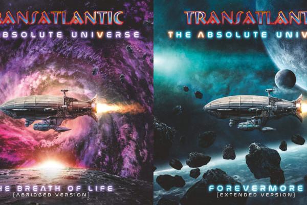 "Transatlantic Releases ""The Absolute Universe"""