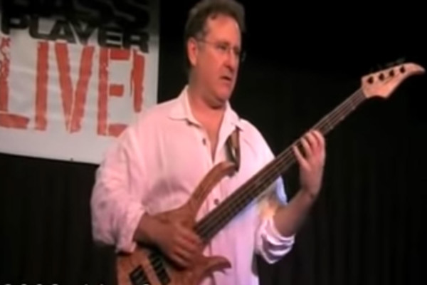 Brian Bromberg: Slap Technique / Bass Face