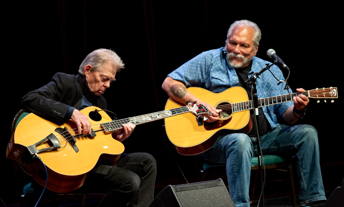 Hot Tuna Acoustic at The Hawaii Theater in Honolulu, HI