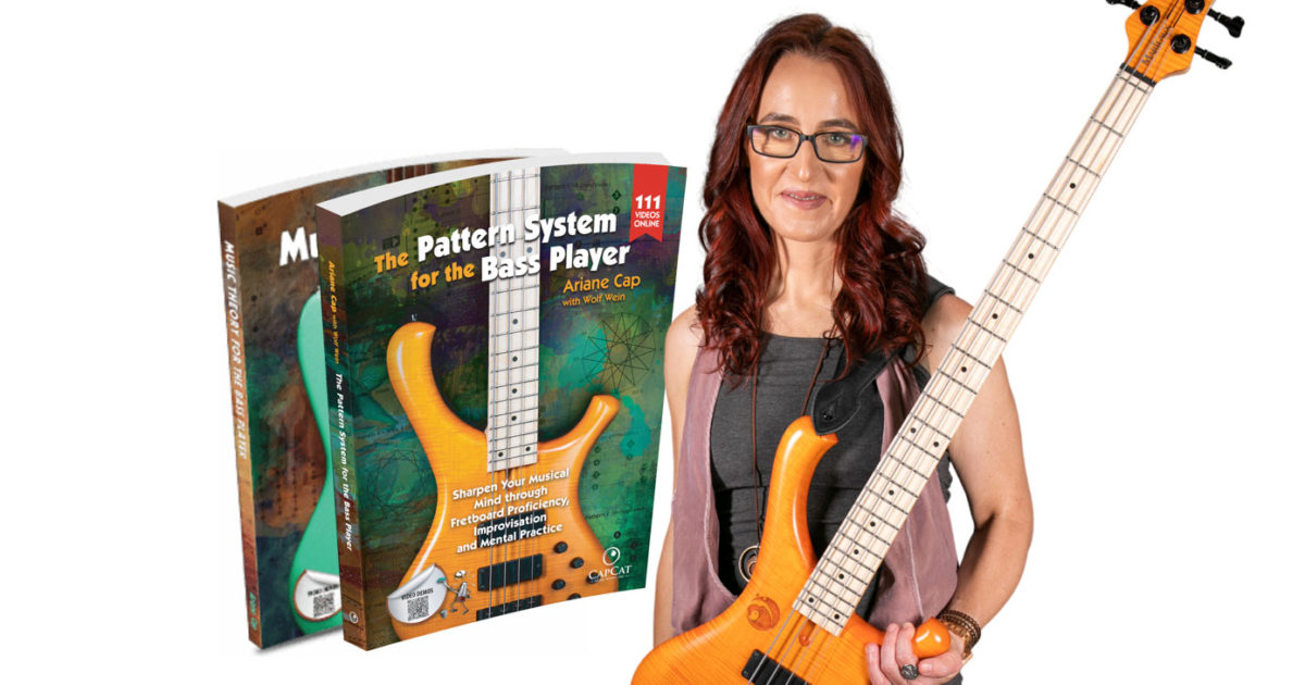 Ariane Cap: The Pattern System for the Bass Player