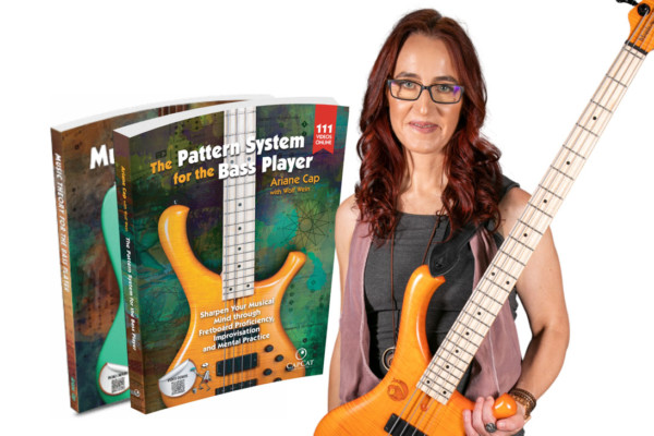 "Ariane Cap Announces ""The Pattern System for the Bass Player"""