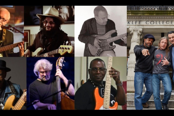 "Bailey, Wooten, and Patitucci Host ""Producer/Bassist"" Webinar"