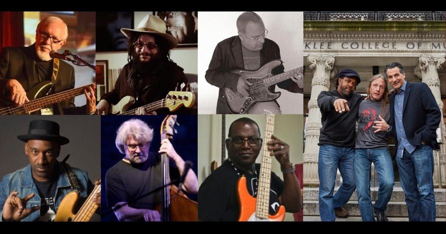 """Berklee Bass Department """"Producer-Bassist"""" Webinar"""