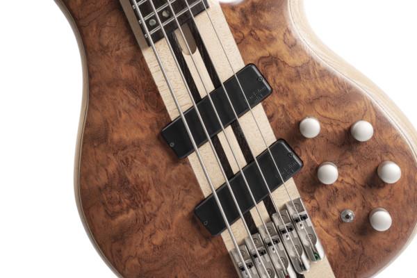 Cort Announces the Artisan Series A5 Beyond Bass Guitar