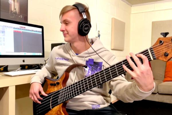 Gabriel Severn: Looping on Stega 6