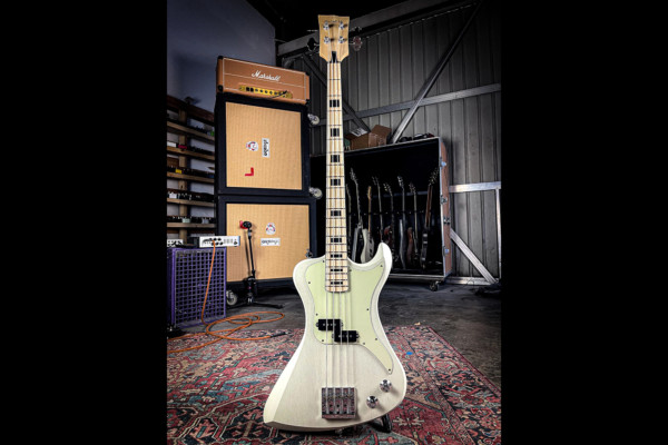Dunable Guitars Introduces Chris Whetzel Signature R2 Bass