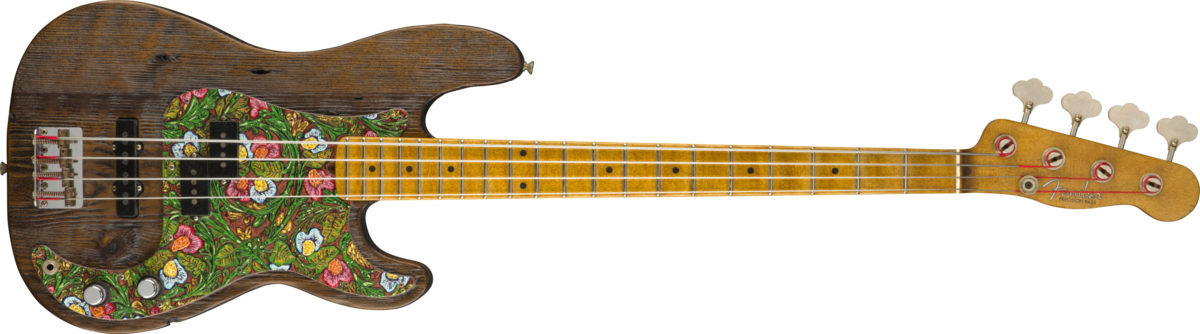 Fender Custom '60s P Bass Special by Jason Smith