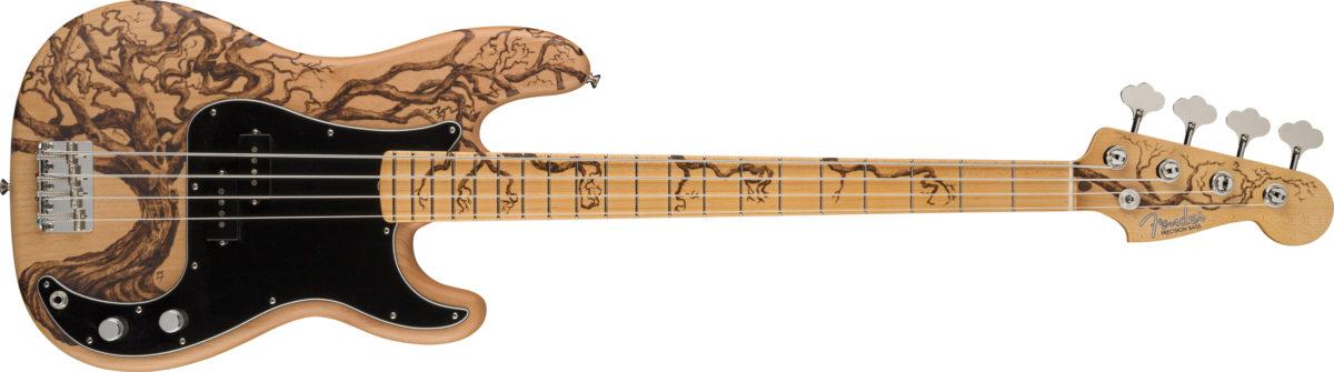Fender Custom '62 Precision Bass by Dennis Galuszka