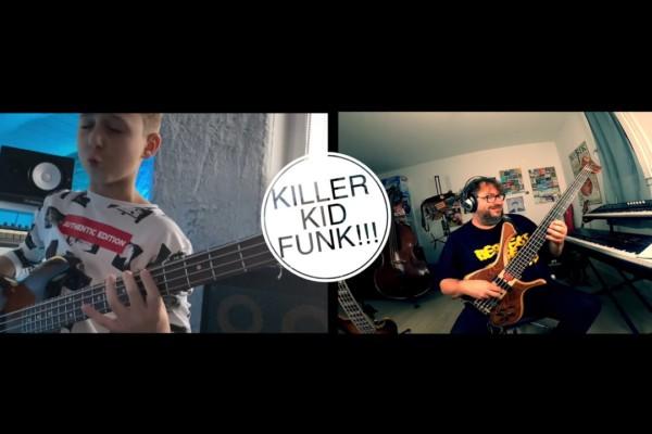 Federico Malaman and Áron Hodek: Killer Kid Funk