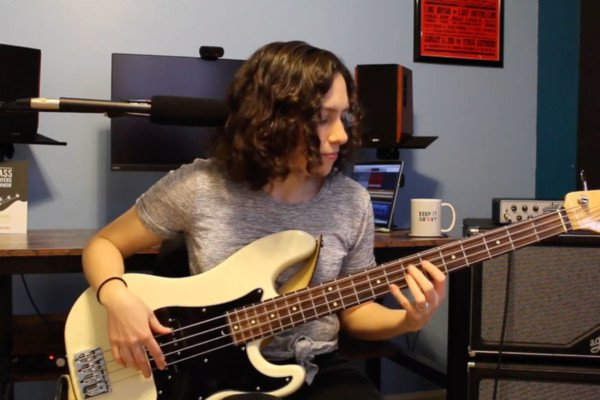 """Ryan Madora: How To Play The Bass Line To """"Express Yourself"""""""
