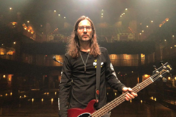 Chevelle Announce New Touring Bassist