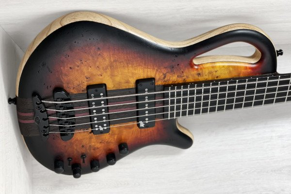 Bass of the Week: Mayones Guitars Caledonius Classic 5 Custom