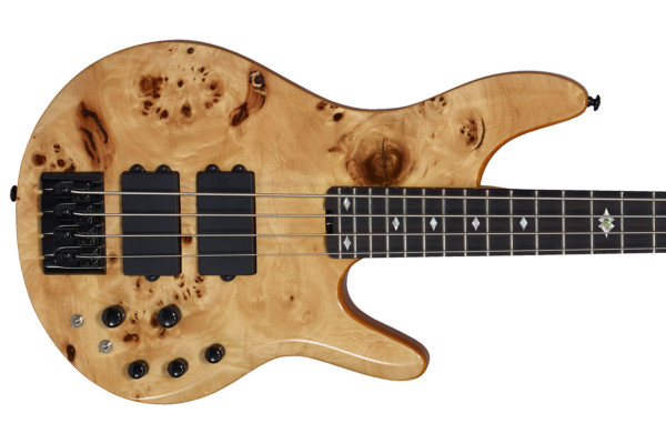 Michael Kelly Introduces Pinnacle 4 and 5 Basses