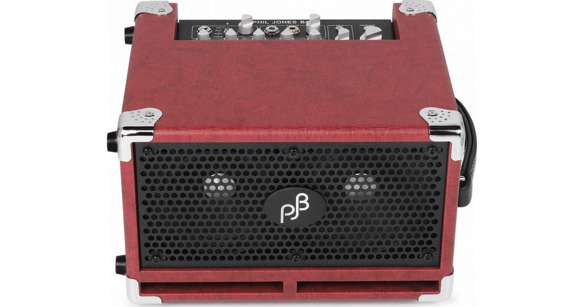 Phil Jones Bass Cub Pro BG-120 Bass Amp