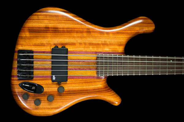 Bass of the Week: RG Custom Basses 5-String