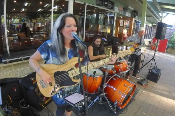 Rebecca Johnson Band: You Gotta Be