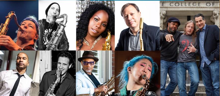 Berklee Bass Department Saxophone Summit
