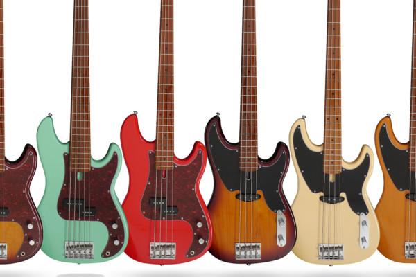 Sire Guitars Unveils P5 and D5 Passive Bass Models