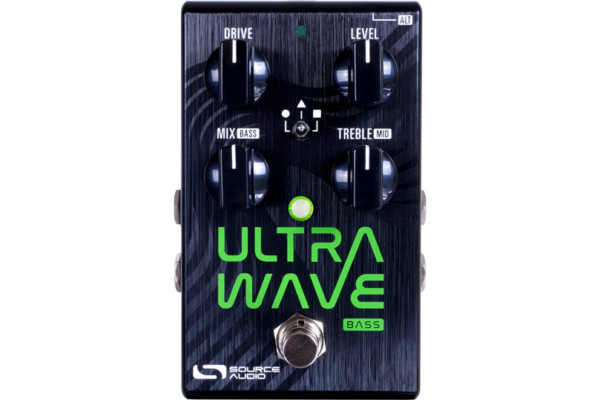 Source Audio Shipping the Ultrawave Multiband Bass Processor Pedal
