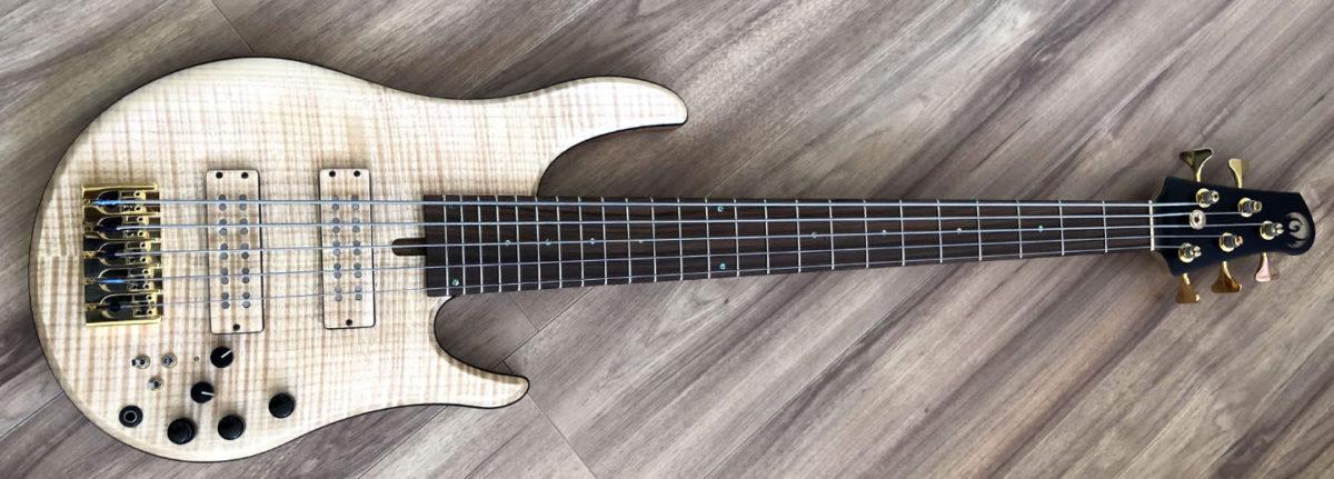 Swan Guitars Swan Special Bass