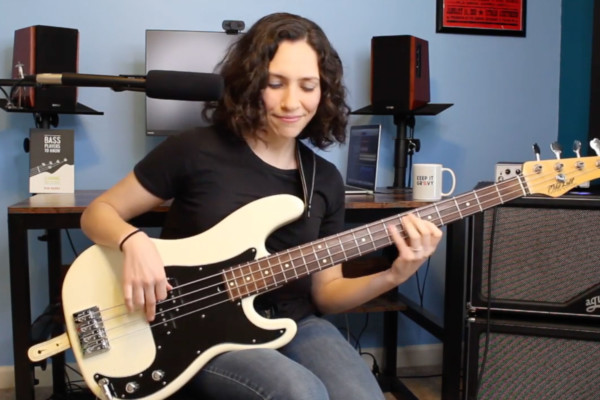 "Ryan Madora: How To Play The Bass Line To ""I Can't Help Myself (Sugar Pie Honey Bunch)"""
