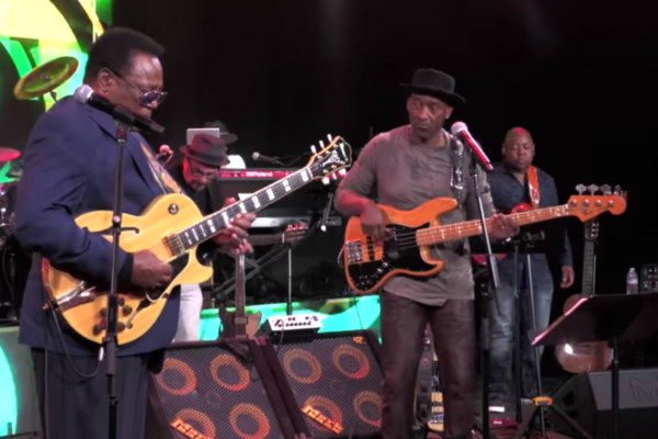 George Benson on Saturday Night with Marcus Miller and Friends