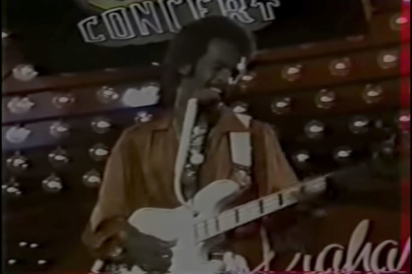 Larry Graham: The Origins of Thumping, Plucking… and Bass History