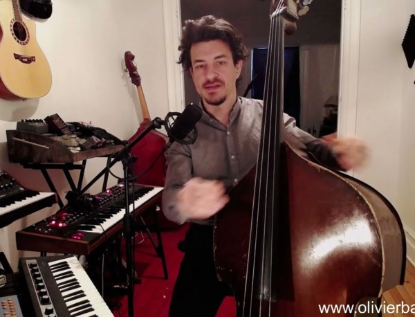 Bass & Creativity: From Improvisation to Composition