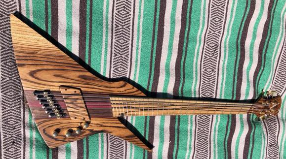Beardly Customs The Beast Bass