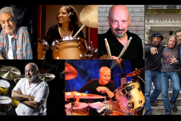 "Bailey, Wooten, and Patitucci to Host ""The Drum Shed"" Webinar"