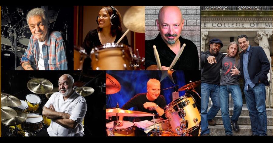 Berklee Bass Department Drum Shed