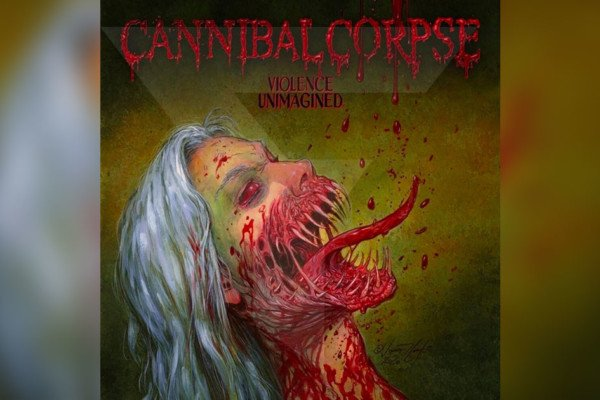 "Alex Webster and Cannibal Corpse Release ""Violence Unimagined"""
