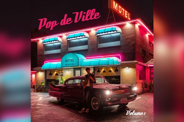 "Carl Mayotte Releases ""Pop de Ville, Vol. 1"""