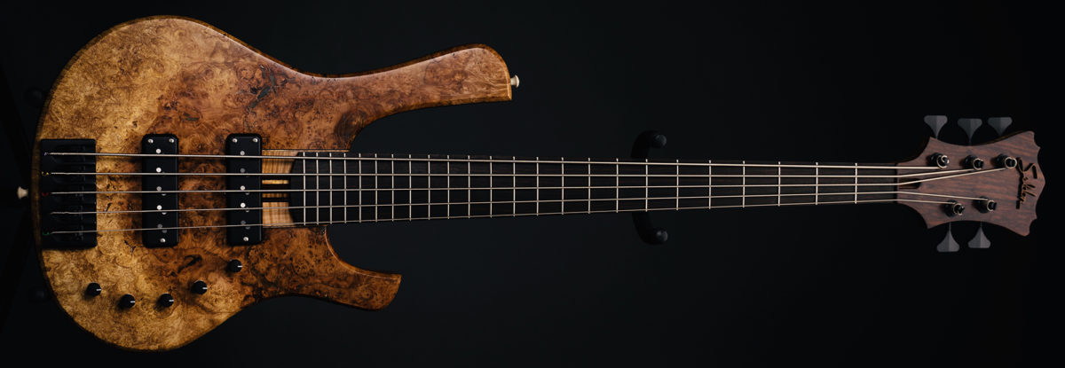 Chris Seldon Guitars Alchemist 534 Bass