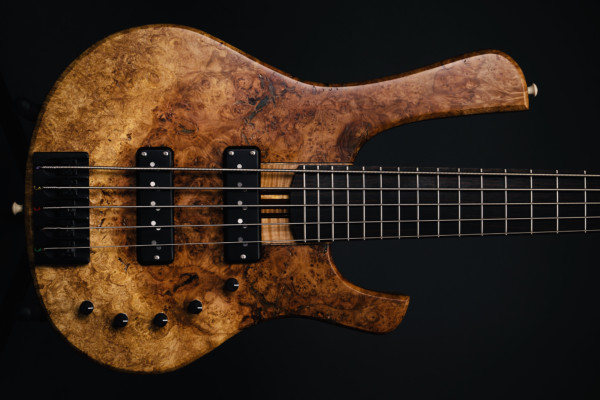 Bass of the Week: Chris Seldon Guitars Alchemist 534