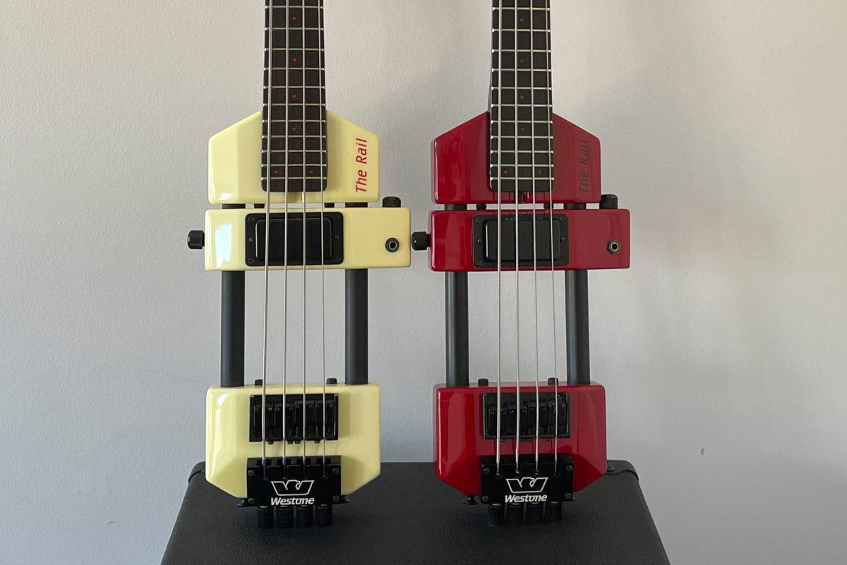 Dave Swift's Westone 'The-Rail' Bass Bodies