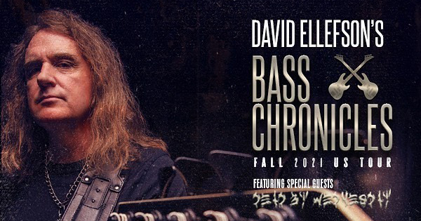 David Ellefson's Bass Chronicles