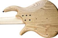 Elrick Bass Guitars Introduces Sassafras Bodies