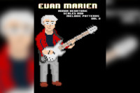 """Evan Marien Publishes """"Minor Hexatonic Scales and Melodic Patterns Vol. 2"""""""