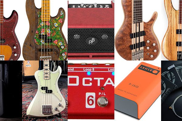 Bass Gear Roundup: The Top Gear Stories in March 2021