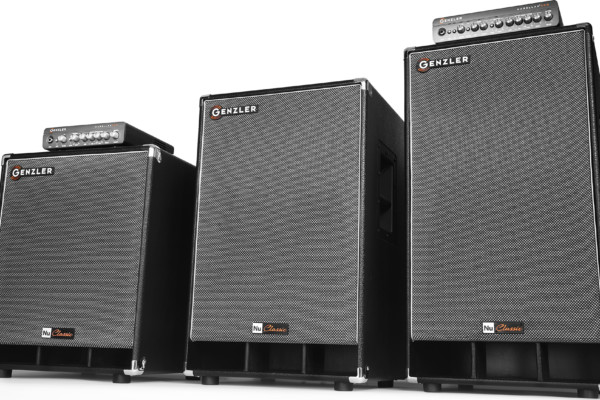Genzler Amplification Unveils the Nu Classic Bass Cabinet Series