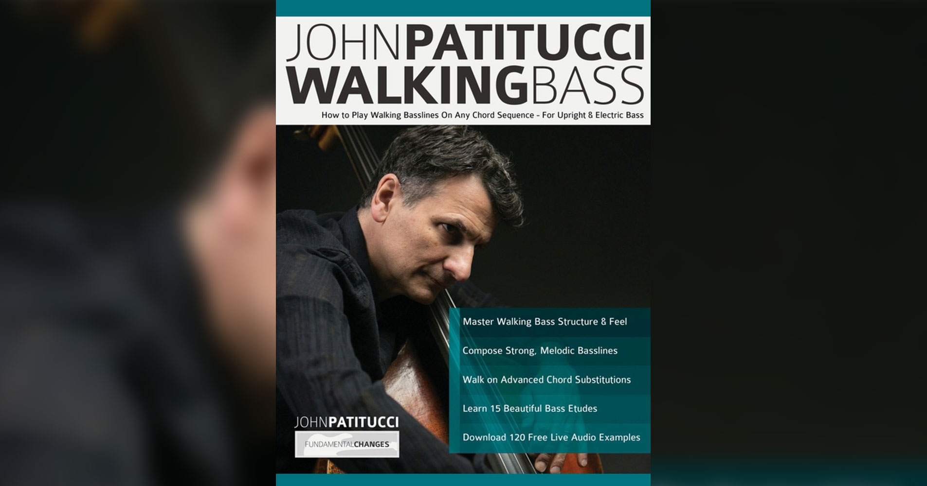 "John Patitucci Releases ""Walking Bass"" Instructional Book"
