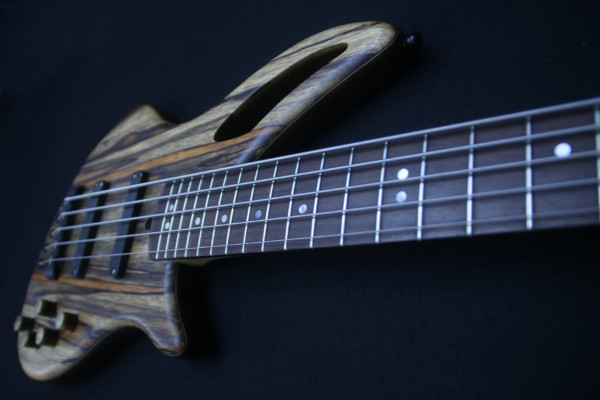 Bass of the Week: Köllner Bass Instruments Spectra