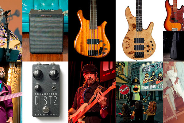 Weekly Top 10: George Porter, Jr. on Groove, Top Bass Gear, New Albums, and More