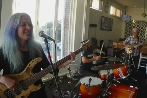 Rebecca Johnson Band: Live Compilation