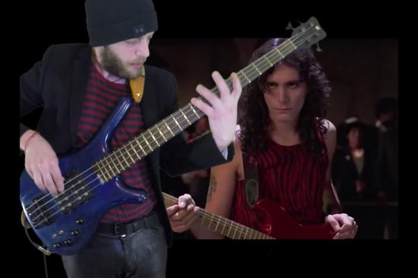 Giovanni Scarabel: Eugene's Trick Bag (On Bass)