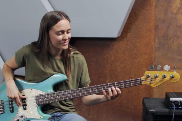Julia Hofer: Top 5 Leland Sklar Bass Lines